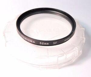 Used Toshiba 52mm SF Filter - worldwide