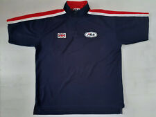 FILA! 90's! vintage retro shirt trikot camiseta jersey kit! 5/6 ! XL - adult@
