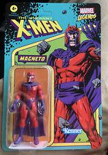 """Magneto Marvel Legends KENNER RETRO 3.75"""" Figure 2021 F2653 Uncanny X-Men"""