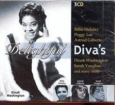 Delightful Diva's - 3CD Box Set - New & Sealed