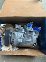 A/C Compressor and Clutch-New A/C Compressor DENSO 471-1691
