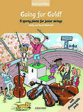 Going for Gold Score & Parts Junior String Ensemble Oxford 9780193386396 NEW