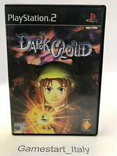 DARK CLOUD - SONY PS2 - VIDEOGIOCO USATO PERFETTAMENTE FUNZIONANTE PAL