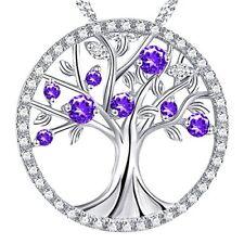 Regalos para Dia de las madres Cadena Collar plata de ley