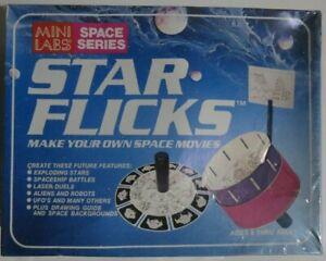 VTG Educational Designs Mini Labs Space Series Star Flicks NIB
