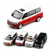 Volkswagen T6 Modellauto 1:32 Diecast Autos Spielzeug Geschenk Sammlung Bulli VW