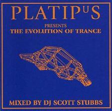 PLATIPUS EVOLUTION OF TRANCE = Ambassador/POB/Moogwai/Ching...= groovesDELUXE!