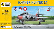 "Mark I Models 1/144 Hawker Hunter T.7 ""Two-Seat Trainer"" # 14481"