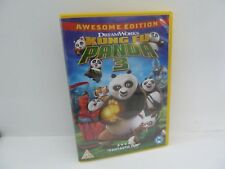 new/sealed KUNG FU PANDA 3 'AWESOME EDITION' DVD - FAST/FREE POSTING.