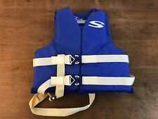 Stearns Youth Life Vest Flotation Aid 30-50 lbs Pvc Foam & Nylon Type lll Pfd