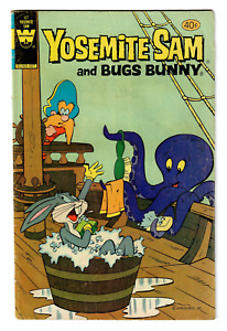 Yosemite Sam and Bugs Bunny Comic Book #67 Jul 1980 [Whitman, 1980]