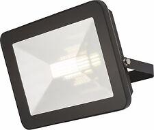 Knightsbridge IP65 80W LED luz Proyector De Aluminio 4000K Sensor de microondas