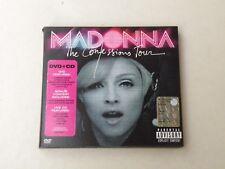 MADONNA - THE CONFESSIONS TOUR - CD  + DVD DIGIPACK WARNER 2007 - DP
