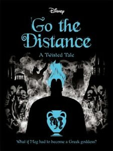 Disney Hercules: Go The Distance by Jen Calonita NEW Paperback BOOK