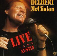 Delbert McClinton - Live from Austin [New CD]