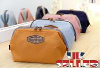 UK Fashion Women Cosmetic Makeup Purse Wash Bag Organizer Pouch Pencil Case uni