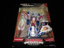Transformers Titanium Series Die Cast Starscream