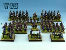 15mm Franco - Prussian War WGS painted French Battalion PFA