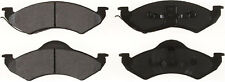 Front Semi Metallic Brake Pads 1999 Dodge Dakota 1998-1999 Dodge Durango