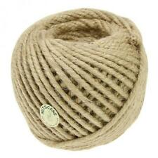 EXTRA THICK TWINE 5 Ply Natural Sisal Wedding Burlap String Rustic Jute