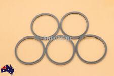 5x Gasket Seal Grey Ring For Nutri Bullet NUTRIBULLET 900 900W Blade & Cups AU