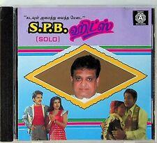 S.P. Balasubrahmanyam- SPB Solo Hits The Best of Balu CD (Tamil/Soundtrack)
