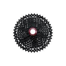 Cassette MTB Bicicleta SunRace 11V 11-50 negro