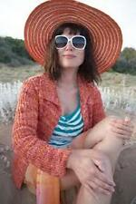 SOPHIA CARDI  Knitting Pattern by Colinette Yarns- Beautiful Design!