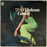 DIAHANN CARROLL NOBODY SEES ME CRY LP CBS UK 1967 PRO CLEANED EX CONDITION