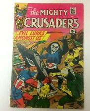 The Mighty Crusaders 3 - Radio Comics (Archie) 1966 - Fly-Man/Shield/Black Hood