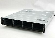 Dell PowerVault MD1400 Storage Array No Caddy 2*12G-SAS-4 Controller 2*600W PS
