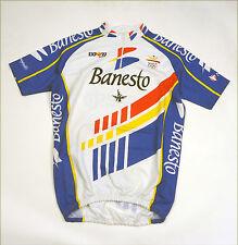 CYCLING SHIRT BANESTO BARCELONA 92 NALINI CAMPAGNOLO JERSEY