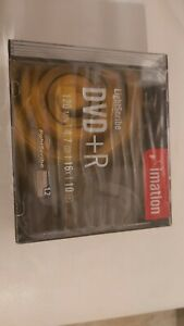 Lightscribe disks DVD+R pack.of 10