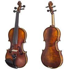 Very Unique Antique Style Two Piece Back 4/4 Violin