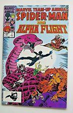 MARVEL TEAM-UP ANNUAL # 7 SPIDER-MAN AND ALPHA FLIGHT