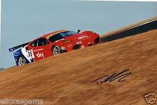 "FIA GT1 World Championship Driver Tim Mullen Hand Signed Photo 12x8"" AC"