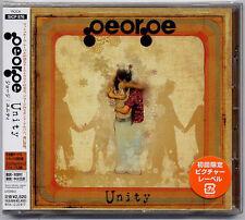 GEORGE Unity 2004 Japan 15-trk enhanced promo sample CD SEALED