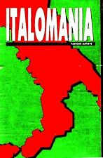 CAS - ITALOMANIA - VARIOUS ITALO COMPILATION (MINT SEALED - PRECINTADO)