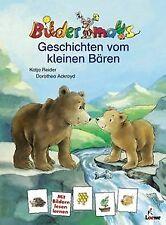 Bildermaus-Geschichten vom kleinen Bären von Reider, Katja   Buch   Zustand gut
