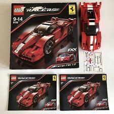 LEGO Racers Ferrari FXX 117 (8156) - aus Sammlung + OVP