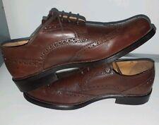 scarpe uomo geox marroni num 39100% originali