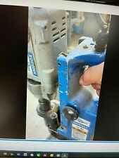 Hougen Hmd904 Portable Magnetic Drill Press 115v With Used Bit No Carrying Case
