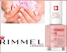 Rimmel London Nail Nurse Stronger Nail Base Coat 12 ml Protects and Grows Nails