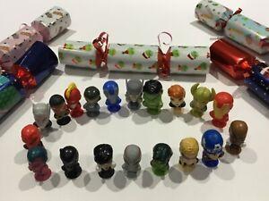 CHILDRENS KIDS MARVEL AVENGERS CHRISTMAS XMAS CRACKERS - SUPERHERO MEGAPOPZ