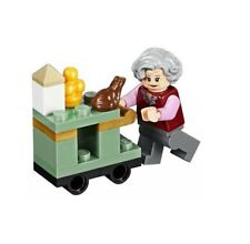 NEW Lego Harry Potter Trolley Witch & Trolley from set 75955 FREE Delivery