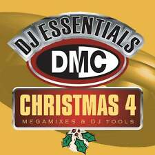 DMC DJ Essentials Christmas 4 Megamixes & Tools Remix Xmas & New Year Utilities