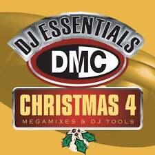 DMC DJ Essentials Christmas 4 Megamixes & Tools Remix Xmas & New Year Utilities