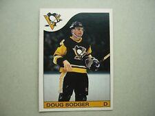 1985/86 O-PEE-CHEE NHL HOCKEY CARD #38 DOUG BODGER ROOKIE NM SHARP+ 85/86 OPC
