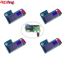 4Pcs PiOLED 0.91 OLED Display Screen 128x32 SSD1306 for Raspberry Pi 3 2 B Zero