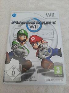 Wii Mario Kart Empty Case